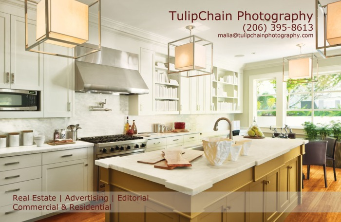 Malia Campbell, Seattle Real Estate Photographer